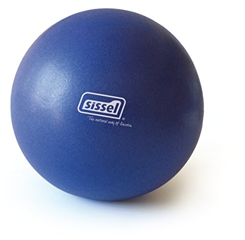 SISSEL Pilates-Small Props Soft Ball, blau