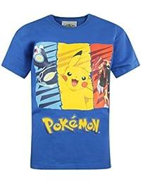 Pokemon Garçons T-Shirt