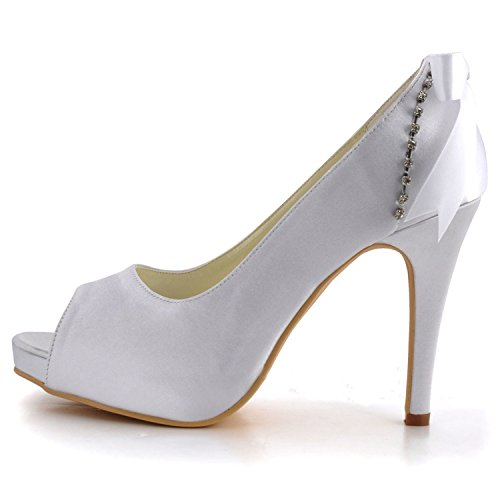 Minitoo , Sandales pour femme white-10cm Heel