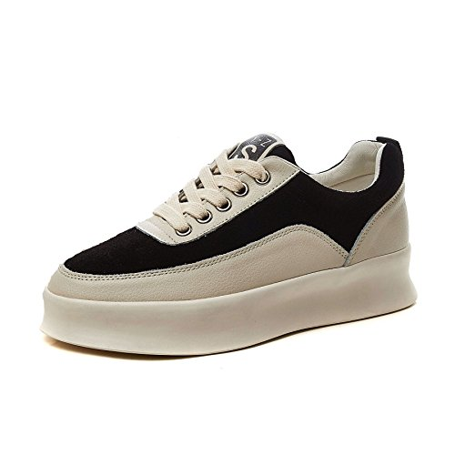 De Plateforme Confortable Sneakers Cuir Antidérapantes Chaussure 35 XnPk8w0O