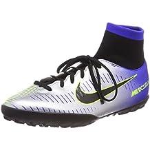 Nike Jr Mercurialx Vctry6 DF NJR TF, Scarpe da Calcio Unisex – bambini
