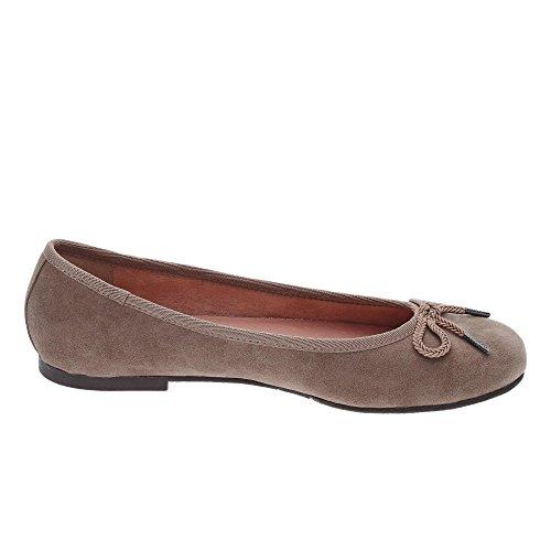 Tamaris 1-22142-28 324 Damen Ballerina flacher Boden ohne ausgeprägten Absatz Taupe
