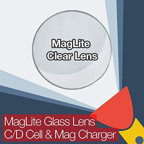 MagLite Ersatz-Linse für C/D Cell und Mag Charger Taschenlampen Mag-charger