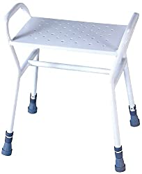 Aidapt Rochester Shower Stool (Eligible for VAT relief in the UK)