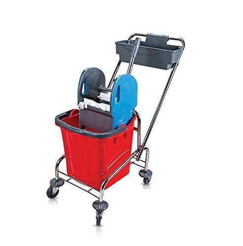 aviva-pro-20-carrito-de-limpieza-cromado-1-x-25-litros-prensa-bandeja