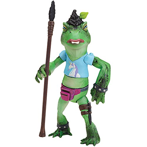 Turtles Napoleon Bonafrog Teenage Mutant Ninja Turtles Figur - Napoleon youngest Mutant Ninja Frog
