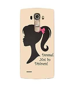 Damsel LG G4 Case