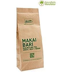 Grüntee Darjeeling, Makaibari, Bio, Demeter, Fair Trade, Grüner Tee, Variante:100 g
