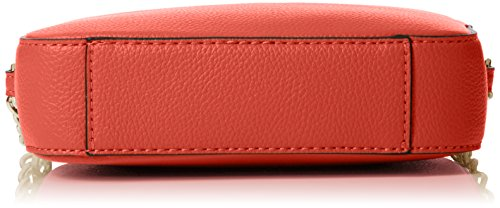 Guess Isabeau, Borsa a Tracolla Donna, 26 x 18 x 5.5 cm (W x H x L) Rosso
