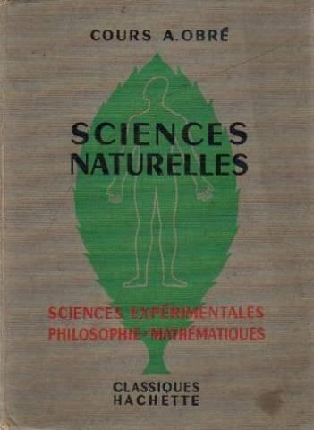 Sciences naturelles, baccalaureat 2e partie, anatomie et physiologie animales, botanique, biologie g par Gama A. Camefort H.