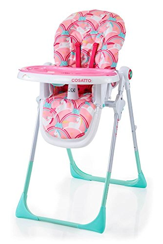 Cosatto Noodle Supa Highchair (Magic Unicorns) Best Price and Cheapest