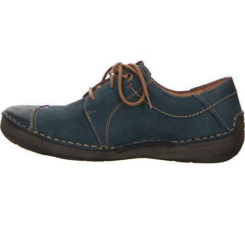 Josef Seibel Fergey 20 Schnürschuhe (Leder Damen Halbschuhe Schuhe)
