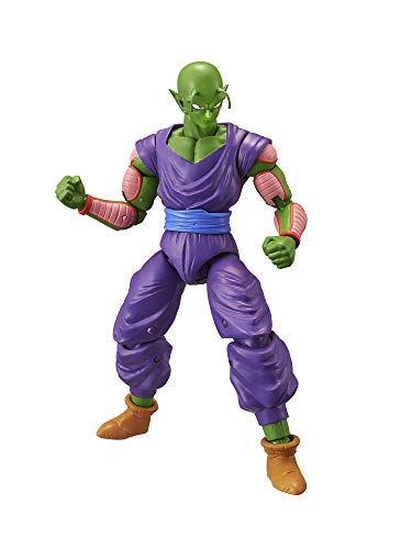 Dragon Ball- Figura Deluxe Piccolo, Color (Bandai 36182)