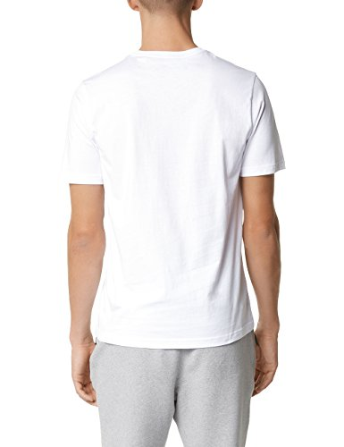 Bench Herren T-Shirt Bmga3742 Weiß (Bright White WH001)