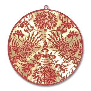 pendentif-email-epoxy-zen-42-mm-rouge-dore-x1