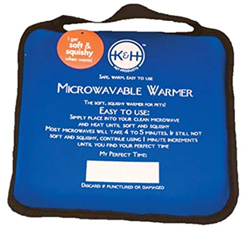 KH 773111 Der Microwavable Bed Warmer wärmt Hunde- und Katzenbetten