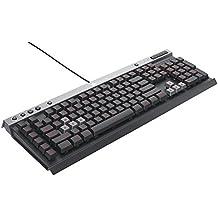 Corsair Raptor K40 - Teclado gaming (iluminación LED, USB), color negro - QWERTY Español (CH-9000051-ES)