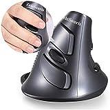 ZeleSouris Souris Ergonomique Verticale USB Pour Droitier- Filaire - Nouveau Emballage Par Vendeur Zele(FR)