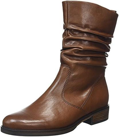 Gabor Shoes 52.792 Damen Halbschaft Stiefel, Braun (caramello (micro) 13), 39 EU (6 Damen UK)