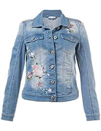 Suchergebnis auf für: Jeansjacke hell Damen