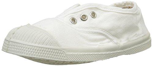 BensimonTennis Elly - Sneaker Unisex - Bambini , Bianco (Blanc(101 Blanc)), 27