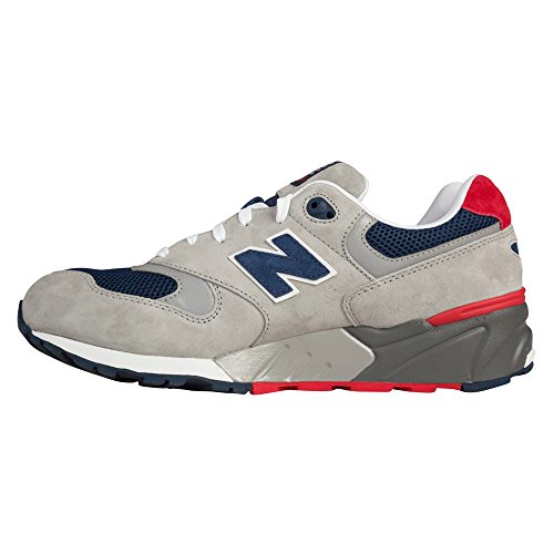 New Balance 999 Homme Baskets Mode Gris Gris
