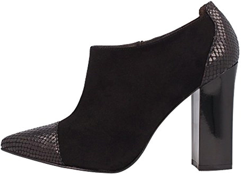 Roberto Botella Zapatos Abotinados Negro EU 39