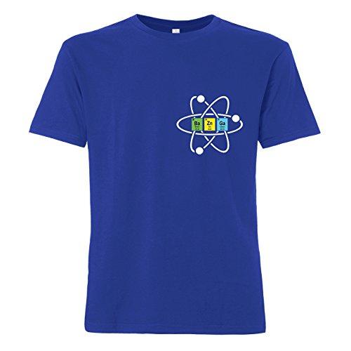 ShirtWorld BaZnGa - T-Shirt Blau