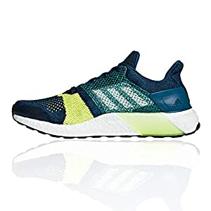 sale retailer a2972 14834 adidas Ultraboost St M, Zapatillas de Running para Hombre, Azul Marine FTWR  White