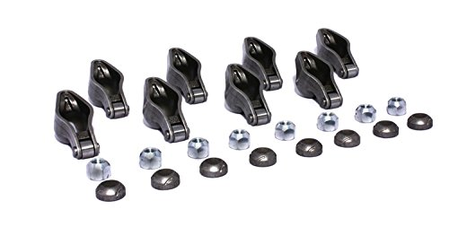 Comp Cams 1412-8 Sbc Mag-Roller Rocker Arms 3/8 Stud/1.52 Ratio (Comp Cam Roller)