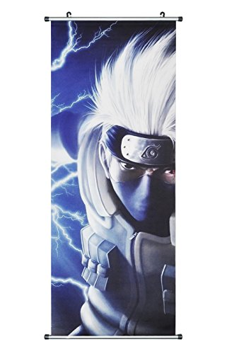 CoolChange Kakemono/Poster de la Serie Naruto, Tema: Akatsuki