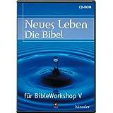 Bibelausgaben, Hänssler : Neues Leben, Die Bibel für BibleWorkshop V, 1 CD-ROM Für Windows 95/98/ME/NT/2000/XP