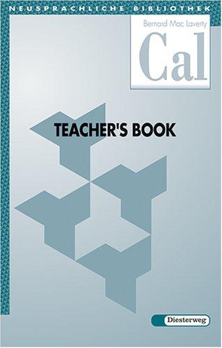 MacLaverty, Bernard: Cal: Teacher's Book (Livre en allemand) par Ingrid Ross