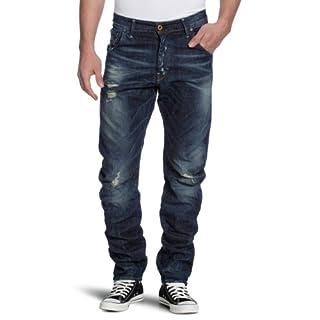G-STAR Men's Jeans - Blue - Blau (med agd ds t.p. 3020) - 30/34 (Brand size: 30/34)