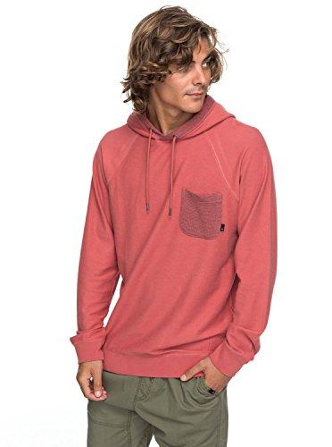 Quiksilver Baao - Hooded Sweatshirt - Kapuzenpulli - Männer - XXL - Rosa