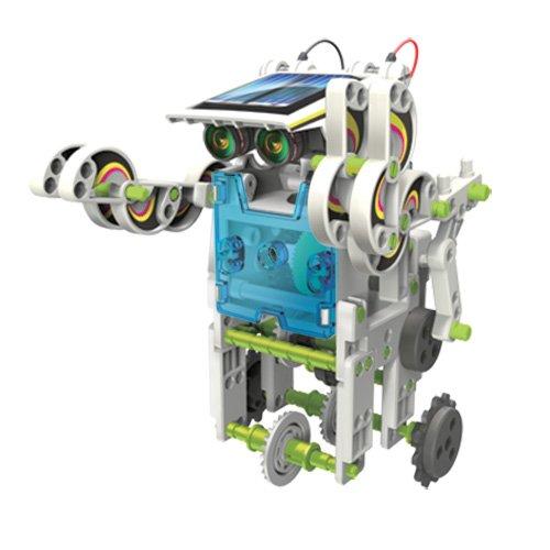 41li3QiJ31L - itsImagical 14 x 1 Eco-Robot, juego de construcción (Imaginarium 66886)