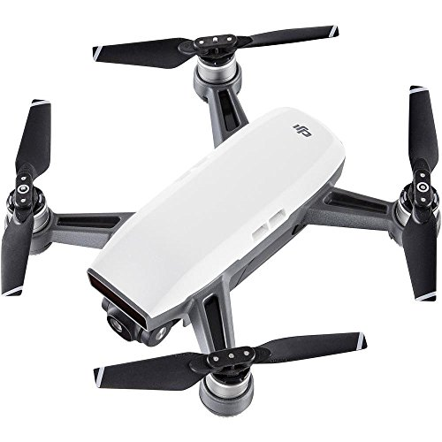 DJI-Spark-Fly-More-Combo-Version-UE-Sommet-Blanc-Incl-1-Drone-Quadricoptre-1-Batterie-de-Vol-Intelligente-1-Radiocommande-1-Chargeur-Voiture-Autres-Photos-Vidos-en-Haute-Rsolution