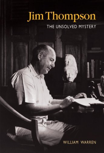 Jim Thompson: The Unsolved Mystery by William Warren (1999-12-01)