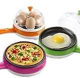 Best Egg Boilers - Cpixen Compact and Versatile Egg Boiler + Non-Stick Review