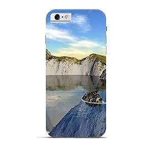 Hamee Designer Printed Hard Back Case Cover for Apple iPhone 6 Plus / 6S Plus Design 8854