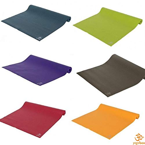Yogilino® Kinder Yogamatte 150x60x0, 45 cm Made in Germany
