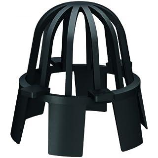 ACO Self® Laubfang für Rinnensystem Hexaline - einfache Montage - verhindert Fremdkörper im Auffangbecken - stabiler Kunststoff