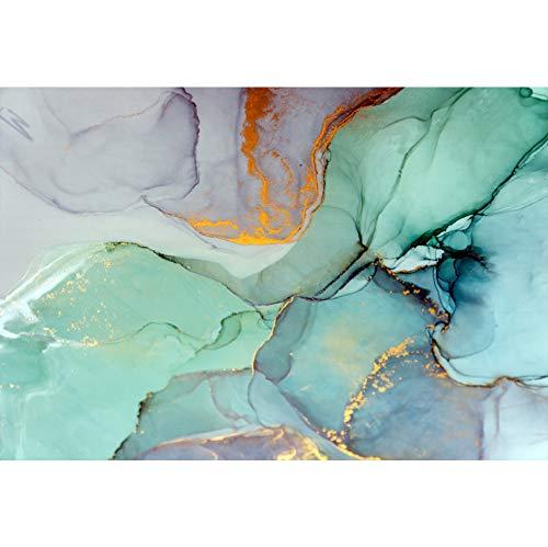 YongFoto 2,2x1,5m Vinyl Foto Hintergrund Abstrakt Tinte, die Textur Malt Helle Moderne künstlerische Fotografie Leinwand Hintergrund Partydekoration Fotostudio Hintergründe Fotoshooting (Leinwand Malt)