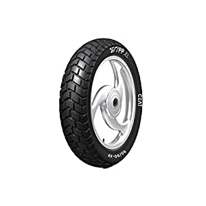 Ceat Gripp XL  110/90 - 17 Tube-Type Bike Tyre, Rear for Hero Impulse (Home Delivery)