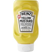 396gX6 este amarillo mostaza Heinz