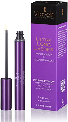 Vitavelle Wimpernserum Ultra Long Lashes