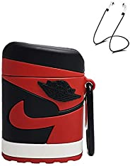 RcLigent Airpods koffer, Case-Nike Red