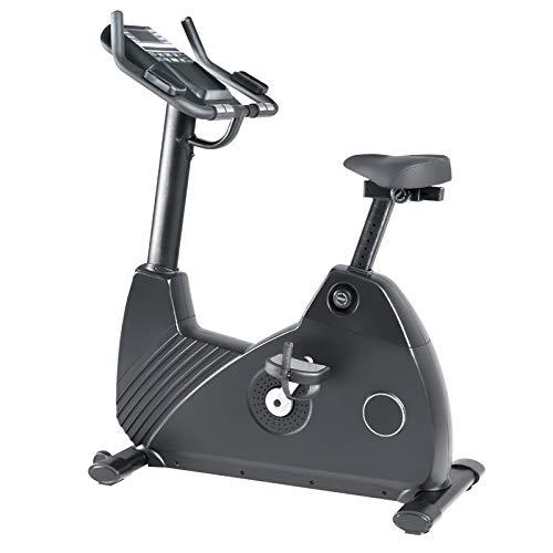 lionfitness Fitnessbike Vertikales Heimtrainer Selbst erzeugendes System (U30)