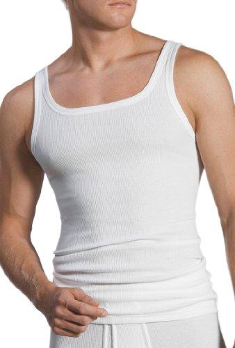 Mey Herren Sport-Vest 4700 Weiß