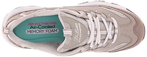 Skechers  D'LitesCentennial,  Sneaker donna Taupe ( TPE )